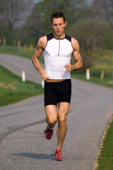 long distance running - Why does cardio/aerobic exercise lead to ...